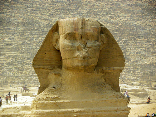 The Brit_2,The Great Sphinx of Giza,http://farm5.staticflickr.com/4129/4833007648_0940aae131.jpg